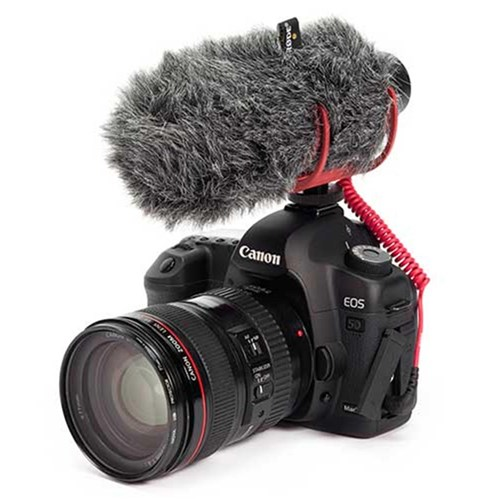 Rode DeadCat GO Artificial Fur Wind Shield (for VideoMic GO)