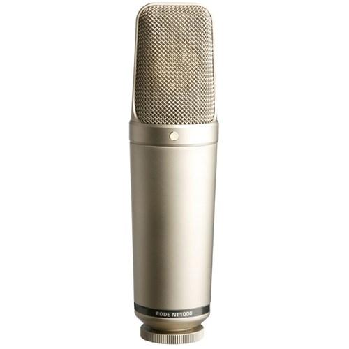 """Rode NT1000 1"""" Studio Condenser Microphone   Condenser Microphones ..."""