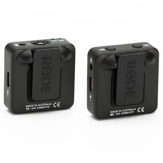 Rode Wireless GO Compact Wireless Mic Kit For Use w/ Mobile Devices