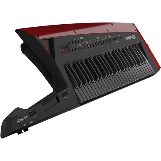Roland AX-Edge 49-Note Keytar w/ Synth-EX Engine & Edge Blades (Black)