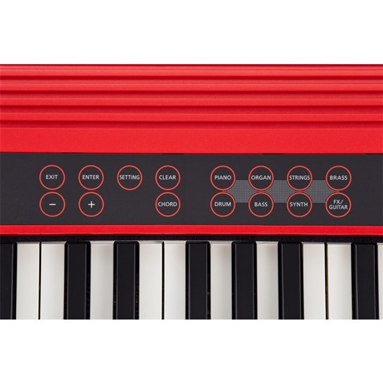 Roland GO:KEYS GO61K 61-Key Music Creation Keyboard