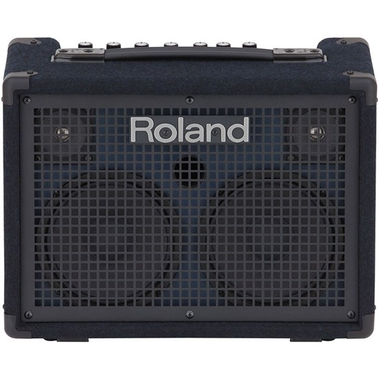 Roland KC220 3-Channel Battery Powered Stereo Keyboard Amplifier (30W)