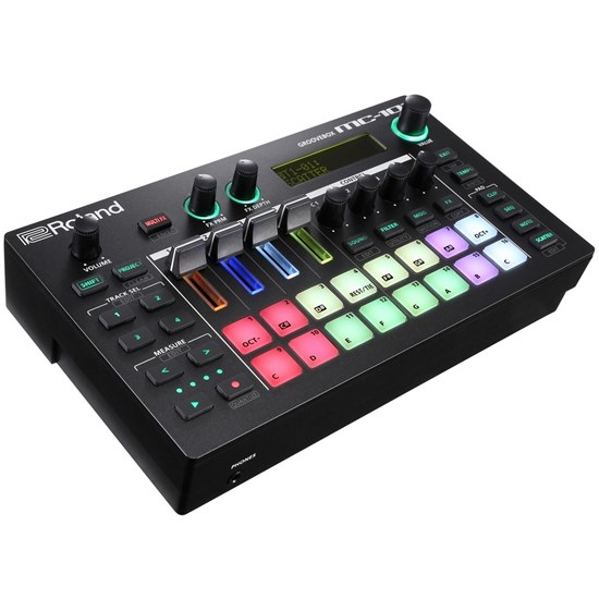 Roland MC101 4-Ch Portable Production & Performance Groovebox