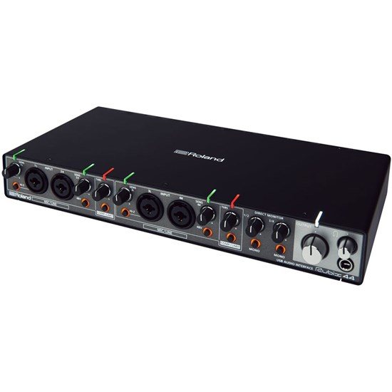 Roland Rubix 44 4-in/4-out High-Resolution USB Audio Interface for PC, Mac  & iPad