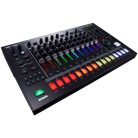 Roland Aira TR-8S Professional Rhythm Performer Drum Machine w/ Sample Playback