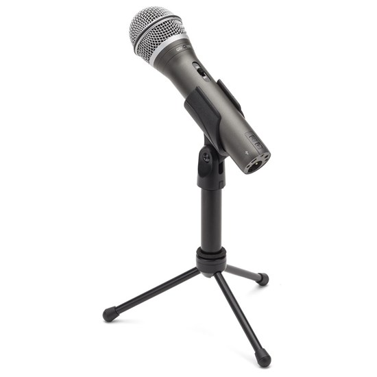 Samson Q2U Recording & Podcasting Pack USB/XLR Dynamic Mic & Accessories