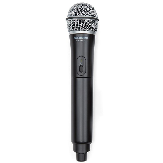 OPEN BOX Samson Go Mic Mobile Professional Wireless Handheld Mic System for Mobile Phone
