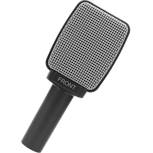Sennheiser e609 Silver Guitar Microphone for Studio & Live Performance