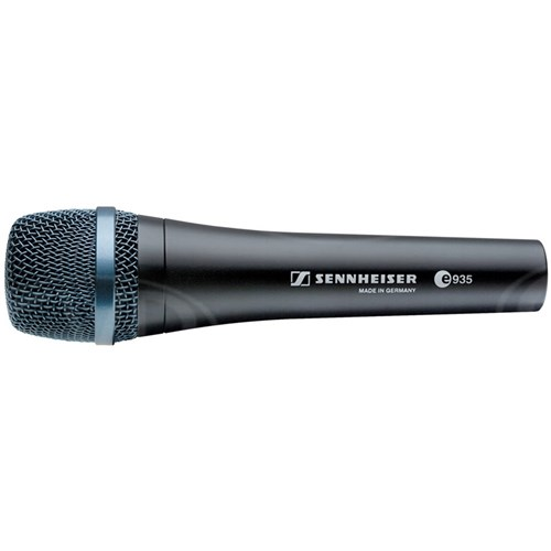 sennheiser e935 dynamic cardioid vocal microphone dynamic microphones store dj. Black Bedroom Furniture Sets. Home Design Ideas