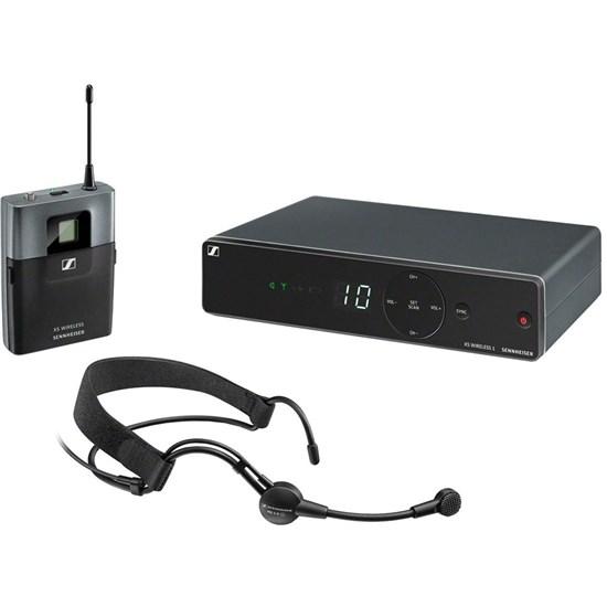 Sennheiser XSW 1 ME3 Wireless Headmic Set (Frequency Band B