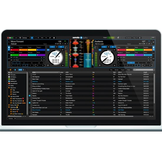 Serato DJ Pro Software (Serial)