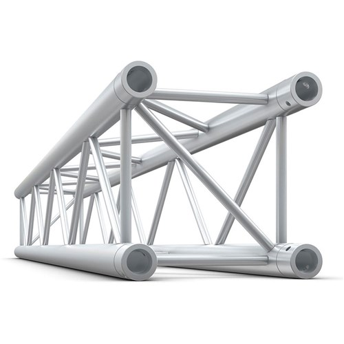 Showtec Pro-30 Box Truss 50cm Length (Same as Global, Euro, TrussT Truss)