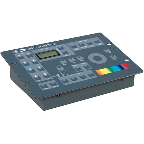 Showtec LED Operator Touch DMX Controller (For RGBW LED Cans)