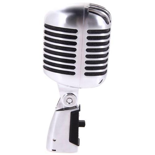 shure 55sh series ii vintage dynamic vocal microphone dynamic microphones store dj. Black Bedroom Furniture Sets. Home Design Ideas