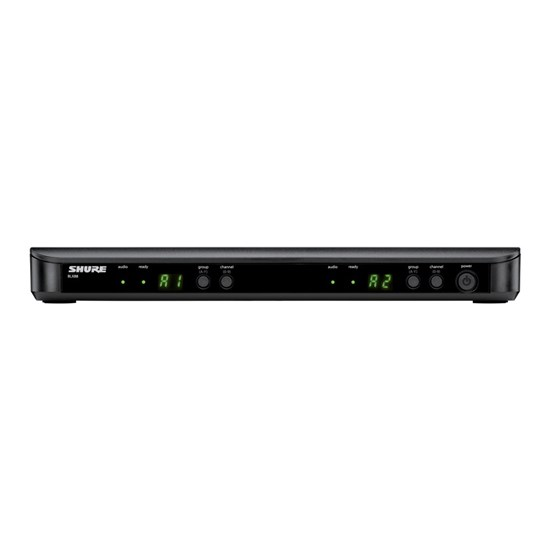 shure blx288 pg58 dual wireless mic system k14 handheld systems store dj. Black Bedroom Furniture Sets. Home Design Ideas