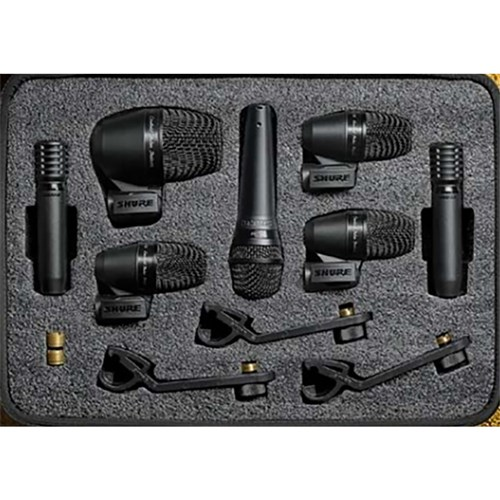 Shure PGA 7-Piece Drum Microphone Kit