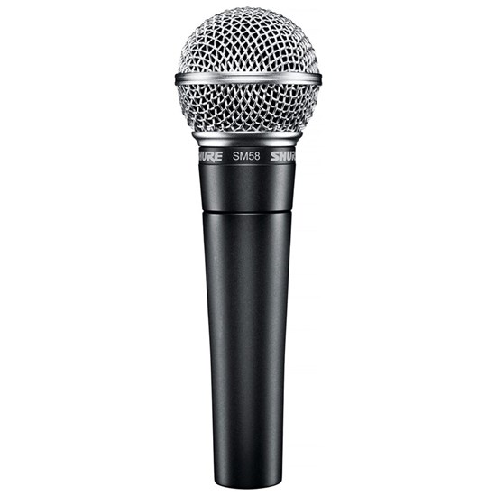 shure sm58s dynamic vocal microphone w switch dynamic microphones store dj. Black Bedroom Furniture Sets. Home Design Ideas