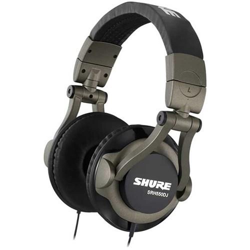 Shure SRH550DJ Professional DJ Headphones  62c875b125