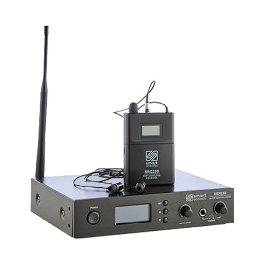 Smart Acoustic SIEM250 In Ear Monitor System