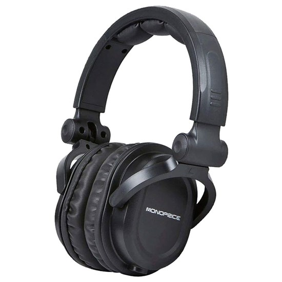 Sonarworks Reference 4 Headphone Edition & Monoprice Hi-Fi DJ Headphone Bundle