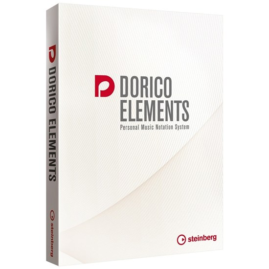Steinberg Dorico Elements 2 Music Notation Software | Tools