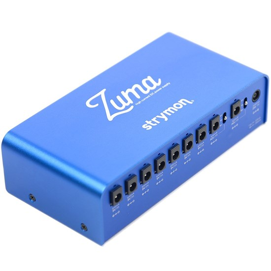 strymon zuma 9 output pedal power supply guitar pedals effects store dj. Black Bedroom Furniture Sets. Home Design Ideas