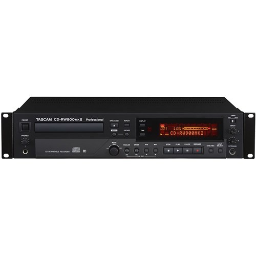 Tascam CD-RW900MKII CD Recorder / Player