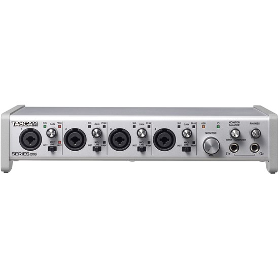 Tascam Series 208I 20x8 USB Audio/MIDI Interface
