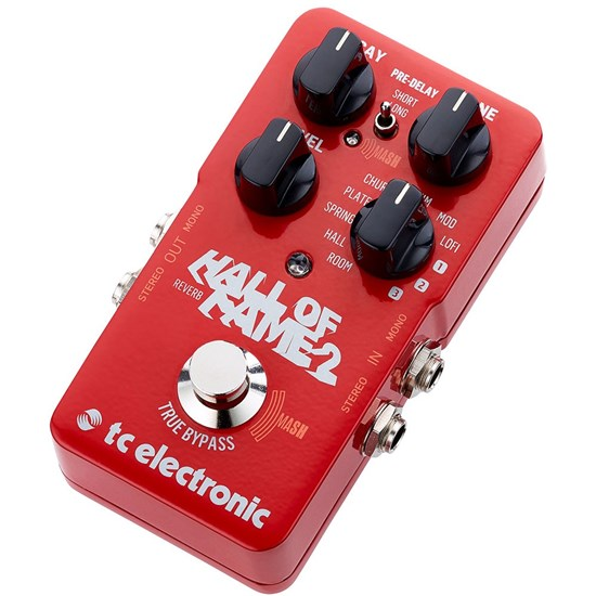 TC Electronic Hall of Fame Reverb 2 w/ MASH & Shimmer