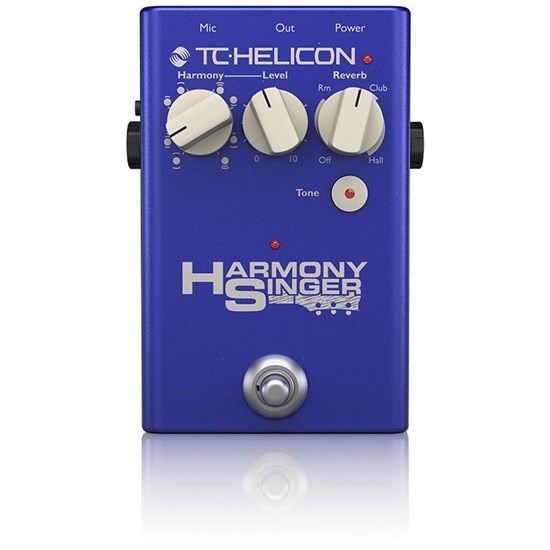 TC Helicon Harmony Singer 2: Guitar Controlled Harmony