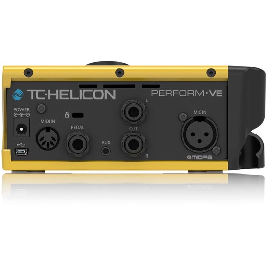 TC Helicon Perform VE Pro Vocal FX Unit w/ Looping/Sampling