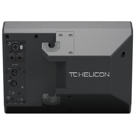 TC Helicon SingThing All-in-One Personal PA & Vocal Processor w/ MP75 Microphone