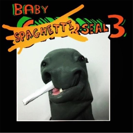 Thud Rumble 7 Quot Baby Super Seal 3 Spaghetti Seal Giant