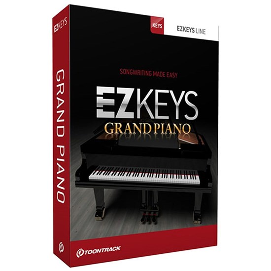 Toontracks EZkeys Grand Piano (eLicense)