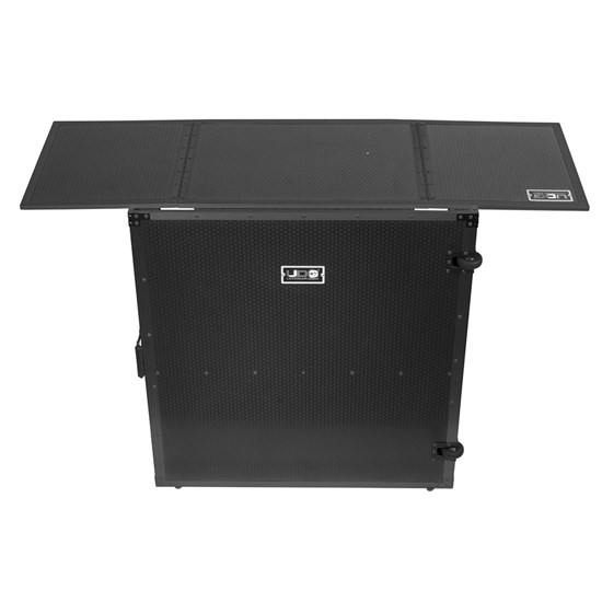 UDG Ultimate Fold Out DJ Table w/ Wheels (Black)