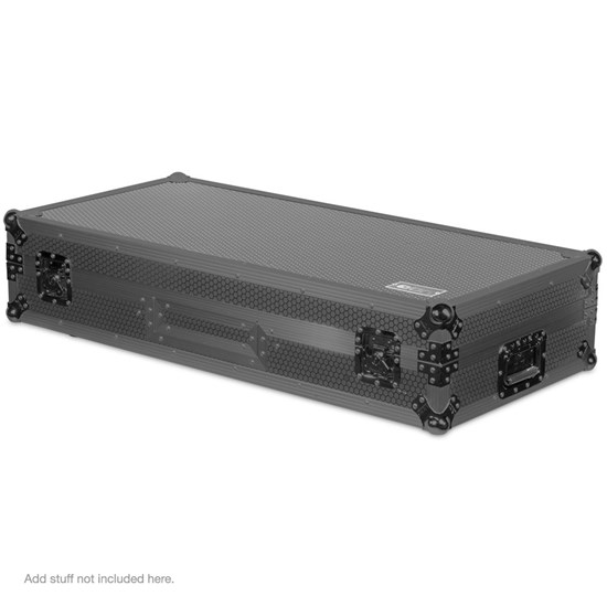 UDG Ultimate Flightcase Set Rane Twelve/Seventy-Two w/ Wheels (Black)