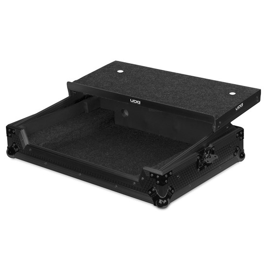 UDG Ultimate Flightcase Pioneer XDJ-RR w/ Laptop Shelf (Black)