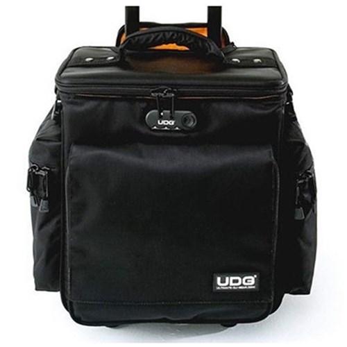Udg Ultimate Sling Bag Trolley Set Deluxe Black Orange