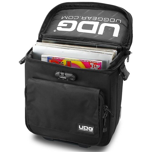 Udg Ultimate Trolley To Go Black Vinyl Bags Cases