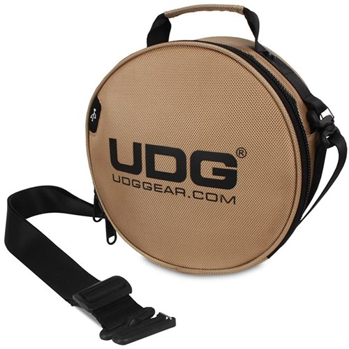 UDG Ultimate DIGI Headphone Bag (Gold)