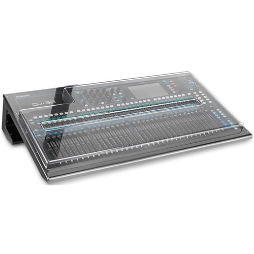 Decksaver Pro Allen & Heath QU 32 Digital Mixer Cover