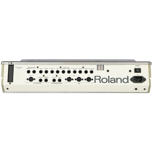 Decksaver Roland TR 909 Drum Machine Cover