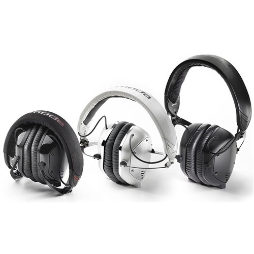 V-Moda Crossfade M100 Over-Ear Headphones (Shadow)