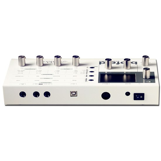 Waldorf Blofeld Desktop Synthesizer (White)