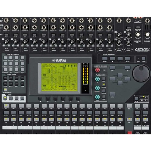 yamaha 01v96i digital mixing console w usb audio interface digital mixers store dj. Black Bedroom Furniture Sets. Home Design Ideas