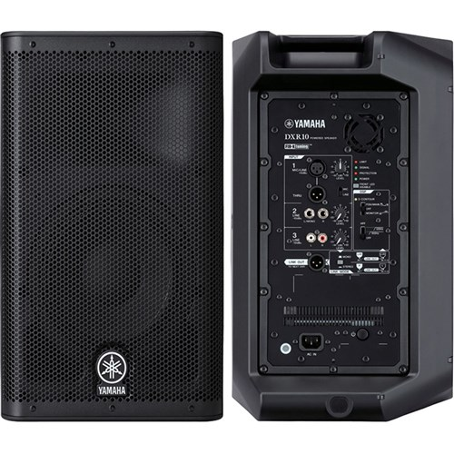 yamaha dxr10 1100w 10 powered pa speaker powered ForYamaha Dxr10 Speakers