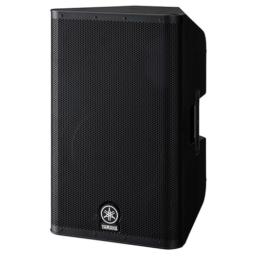 Yamaha dxr12 1100w 12 powered pa speaker powered for Yamaha powered speakers review