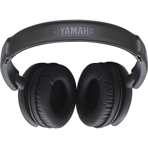 Yamaha HPH-100 Closed Studio Headphones (Black)