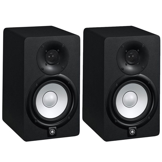 yamaha hs5 5 active studio monitors pair active. Black Bedroom Furniture Sets. Home Design Ideas
