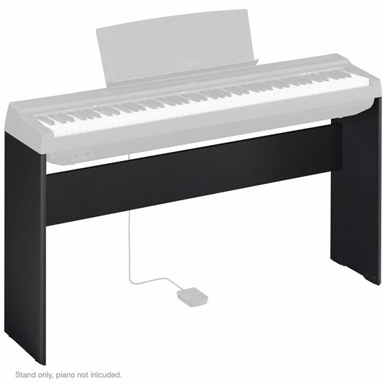 Yamaha L125 Matching Stand for P125 Digital Pianos (Black)